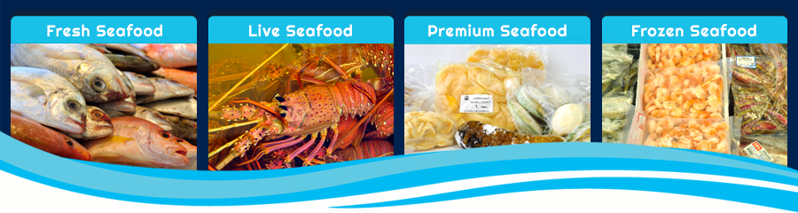Fresh Seafood | Premium Seafood | Frozen Seafood