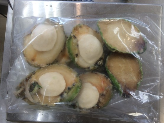 Greenly Abalone